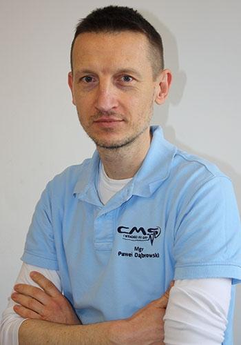 Mgr Paweł Dąbrowski