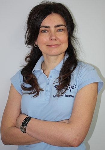 Mgr Agnieszka Stępniak